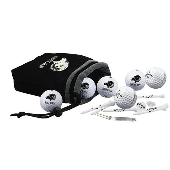 Callaway Golf 6-Ball Valuables Pouch