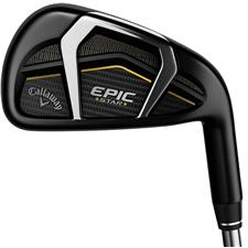 Callaway Golf Epic Star Graphite Iron Set