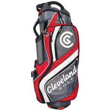Cleveland Golf CG Cart Bag - Charcoal-Red-White