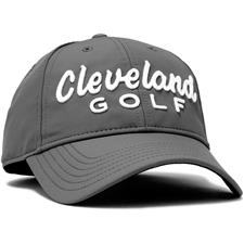Cleveland Golf Men's CG Unstructured Personalized Hat - Mid Grey