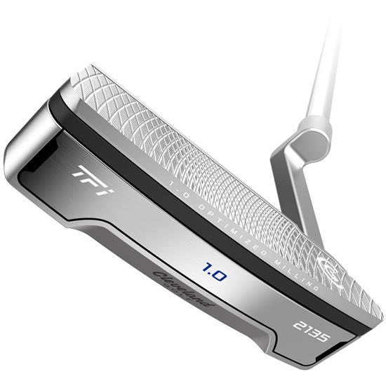 Cleveland Golf TFI 2135 Satin 1.0 Putter w/ Oversized Grip