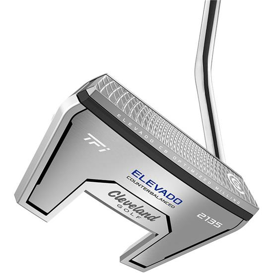 Cleveland Golf TFI 2135 Satin Elevado CB Putter w/ Oversized Grip