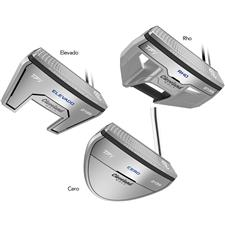 Cleveland Golf TFI 2135 Satin Mallet Putters w/ Oversized Grip