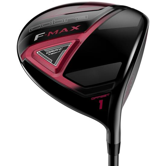 Cobra F-Max Offset Driver for Women