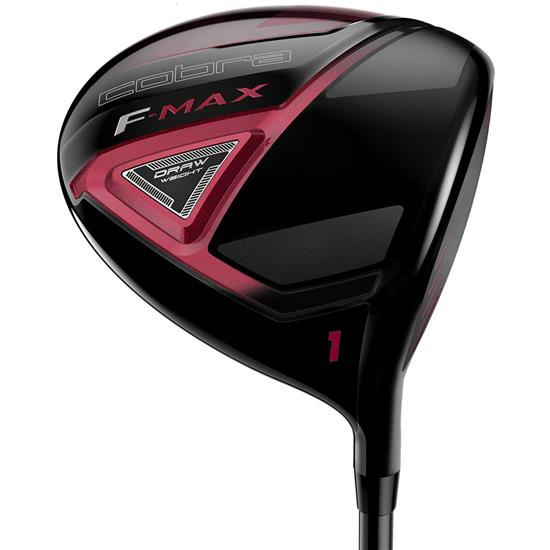 Cobra F-Max Straight Neck Driver for Women
