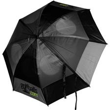 Golfballs.com Wind Tamer Umbrella with GBC Logo