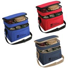 Logo Custom Logo B-Cool 6 Pack Cooler