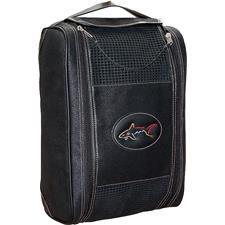 Logo Golf Canyon Shoe Bag - Ebony w/ Black Accents