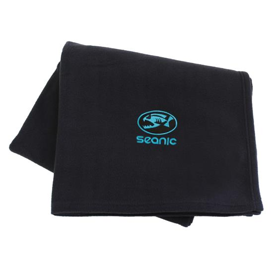 Logo Imprinted Promo Fleece Blanket