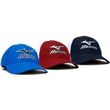 Mizuno Men s Tour Fitted Hat f3451d8cba7