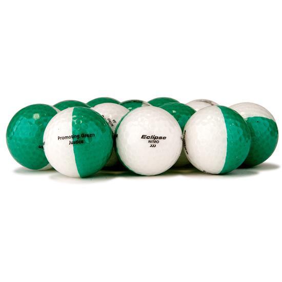 Nitro Eclipse Logo Overrun Golf Balls
