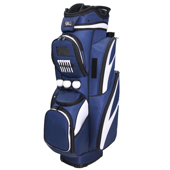 RJ Sports CR-18 Deluxe Cart Bag