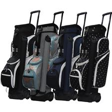 RJ Sports Spinner Transport Bag for Women