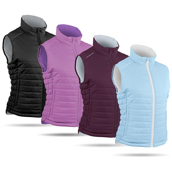 Sun Mountain Alpine Reversible Vest for Women