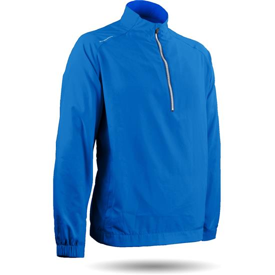 Sun Mountain Men's Brushed Solo Long Sleeve Pullover