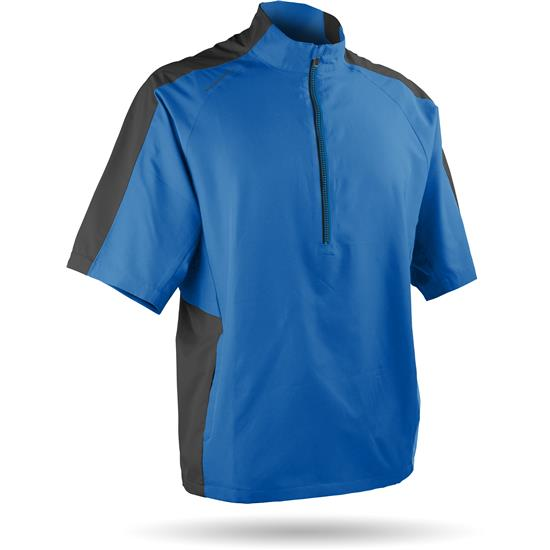 Sun Mountain Men's Headwind Short Sleeve Pullover
