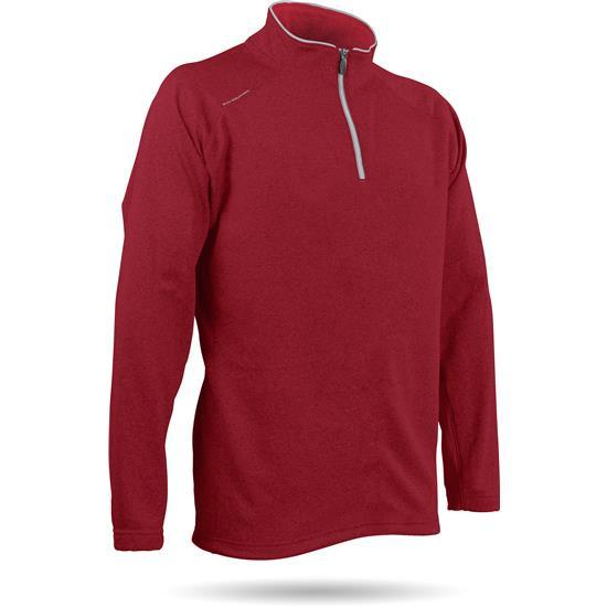 Sun Mountain Men's Heathered Fleece Pullover
