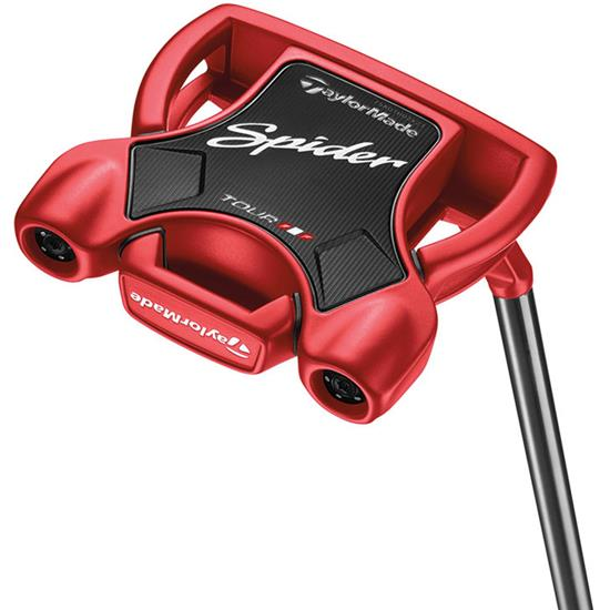 Taylor Made Spider Tour Red Sightline Putters