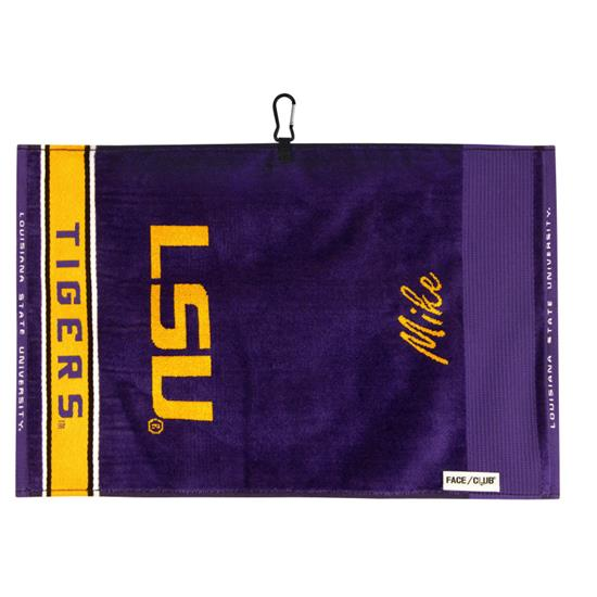Team Effort Jacquard Face/Club Towel
