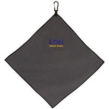 Team Effort LSU 15x15 Microfiber Towel