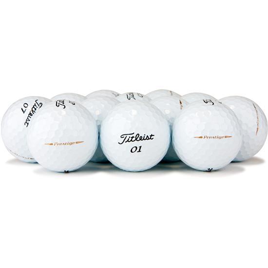 Titleist Prestige Logo Overrun Golf Balls