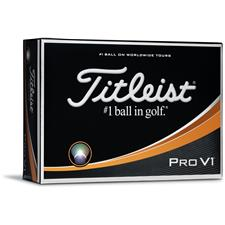 Titleist Pro V1 Personalized Golf Balls