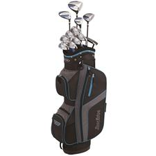 Tour Edge Bazooka 360 Black Package Set +1 Inch Length