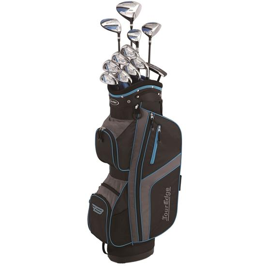 Tour Edge Bazooka 360 Black Senior Package Set
