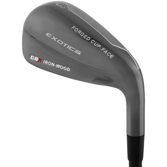 Tour Edge Exotics CBX Black Pearl Iron-Wood