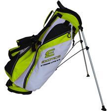 Tour Edge Exotics Xtreme Lite 3.5 Stand Bag - Electric Green-White
