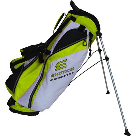 Tour Edge Exotics Xtreme Lite 3.5 Stand Bag