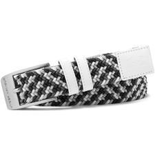 Under Armour Braided Belt - White - Size 32