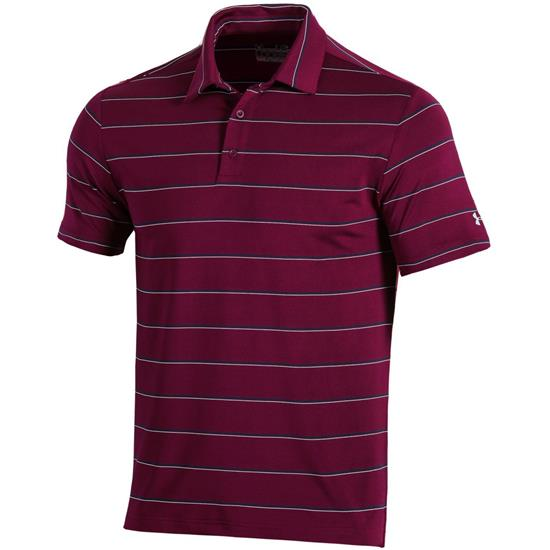 Under Armour Men's Playoff Zone Stripe Polo