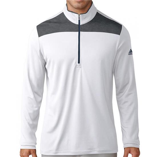 Adidas Men's Lightweight UPF 1/4 Zip Pullover