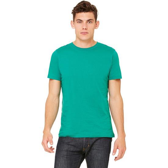 Bella + Canvas Men's Unisex Jersey Short-Sleeve T-Shirt