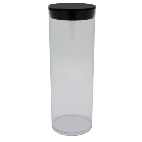 Blank 3-Ball Clear Tube