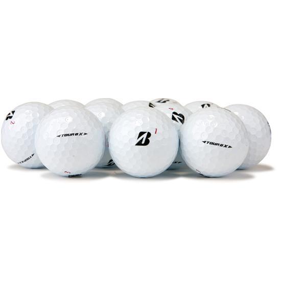 Bridgestone Prior Generation Tour B X Logo Overrun Golf Balls