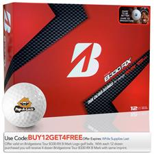 Bridgestone Tour B330-RX B Mark Custom Logo Golf Ball