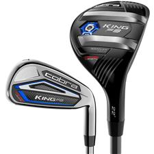 Cobra King F8 Graphite One Length Combo Set