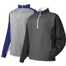 FootJoy Men's Performance Half-Zip Sport Long Sleeve Pullover