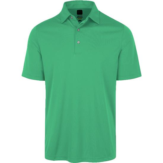 Greg Norman Men's Protek ML75 Microlux Solid Polo