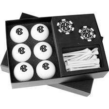 Classic Half-Dozen Gift Set with Poker Chips