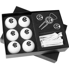 Classic Half-Dozen Gift Set with Bottle Opener Divot Tool