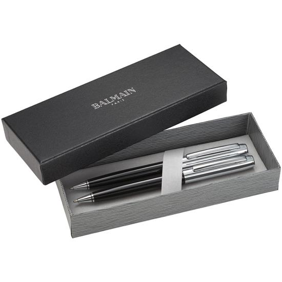 Logo Balmain Executive Parisian Pen Set