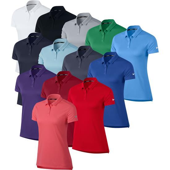 Nike Short Sleeve Dry Polo for Women