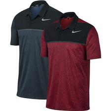 Nike Men's TW Dry Blocked Polo