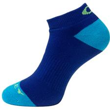 Oakley Men's Performance Basic Low Cut Socks - Navy - Medium