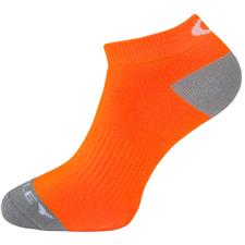 Oakley Men's Performance Basic Low Cut Socks - Orange - Medium