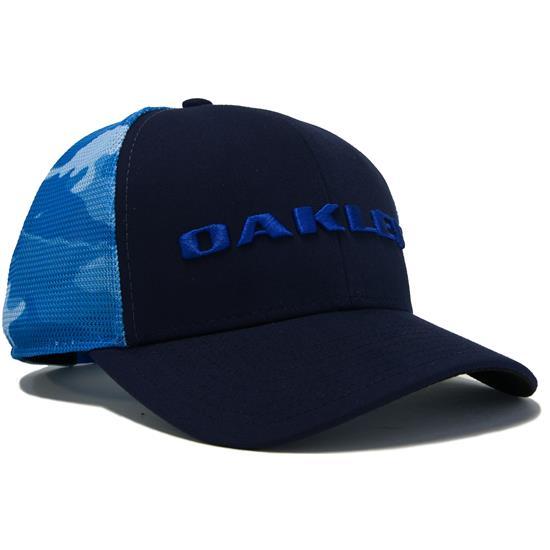 Oakley Men's Tech Trucker Print Golf Hat