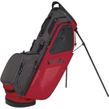 PING Hoofer 14 Personalized Carry Bag - Red-Graphite